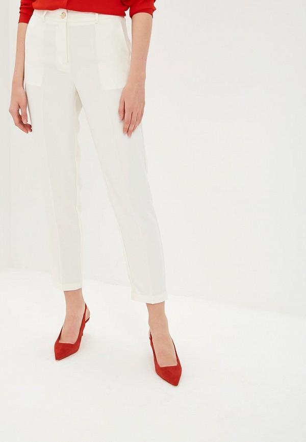 женские повседневные брюки silvian heach, бежевые