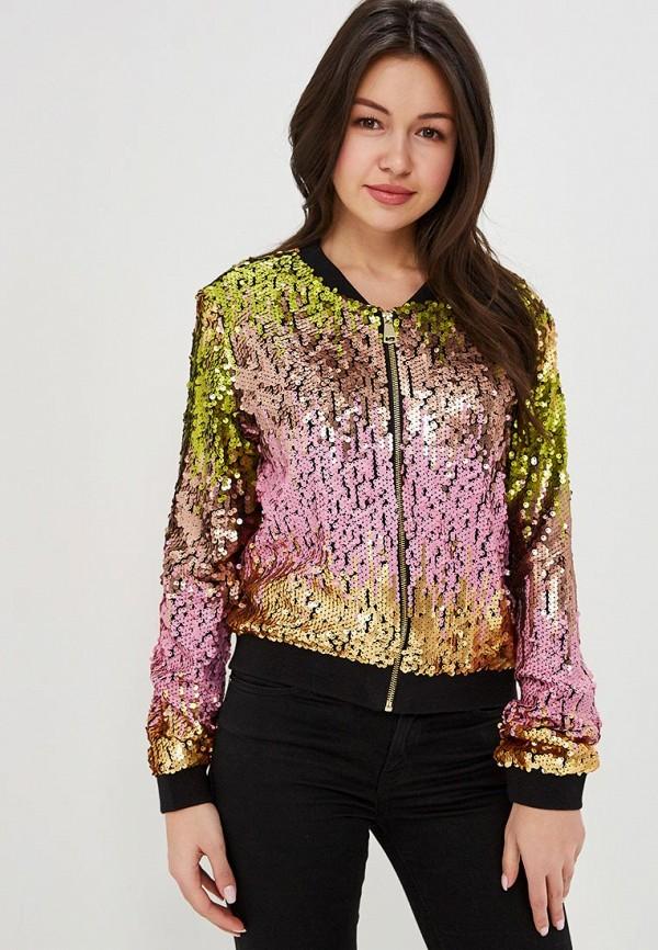 Купить Куртка Silvian Heach, si386ewekpb1, розовый, Весна-лето 2019