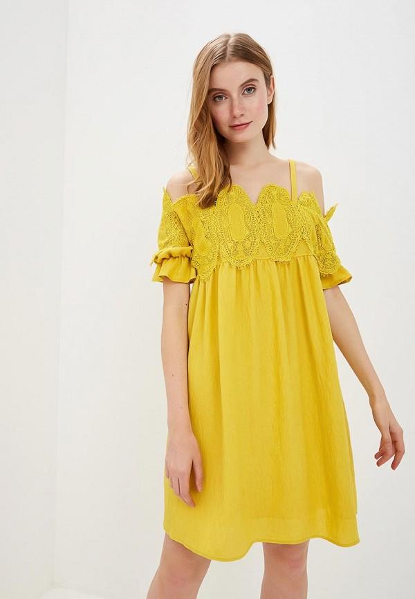 Платье Silvian Heach Silvian Heach SI386EWEKPD0 платье silvian heach платье