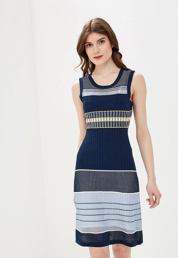 Фото - Платье Silvian Heach Silvian Heach SI386EWEKPE4 блузка женская silvian heach benifato цвет черный синий pga18120bl black navy размер m 44