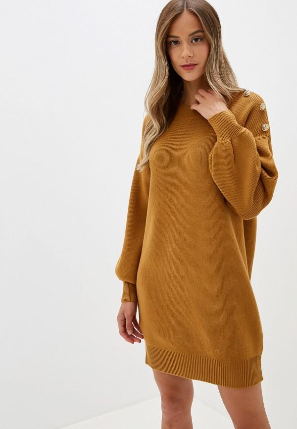 лучшая цена Платье Silvian Heach Silvian Heach SI386EWGDYE8