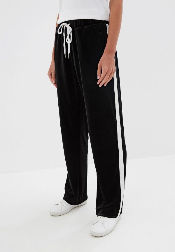 женские спортивные спортивные брюки silvian heach, черные