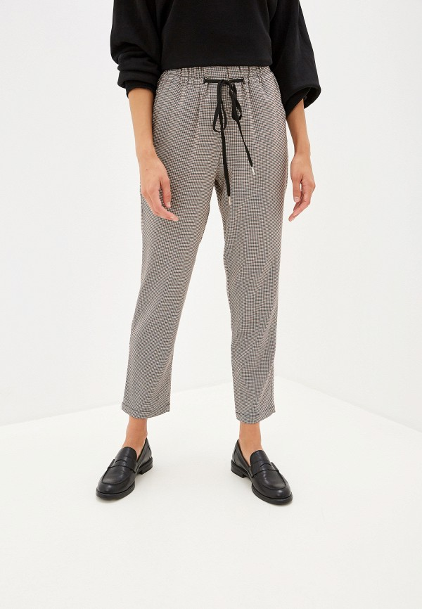 женские брюки silvian heach, серые