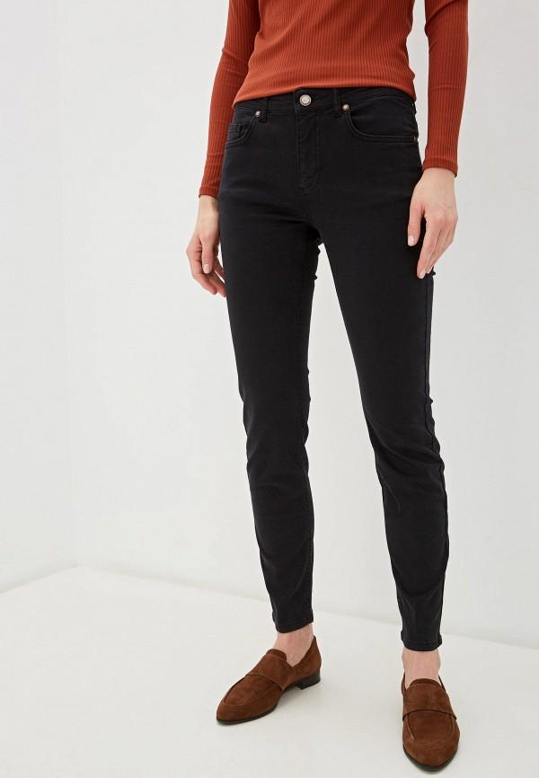 женские джинсы скинни silvian heach, черные