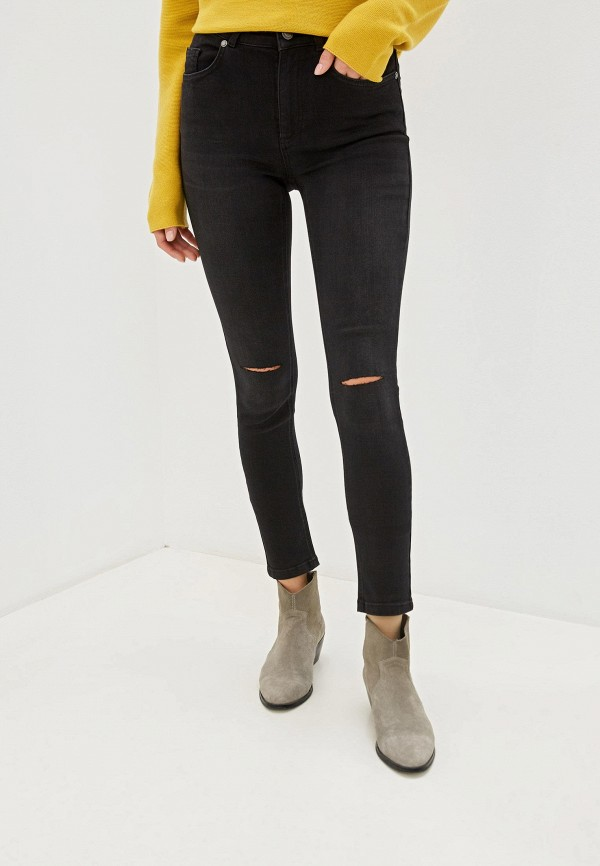 женские джинсы silvian heach, серые