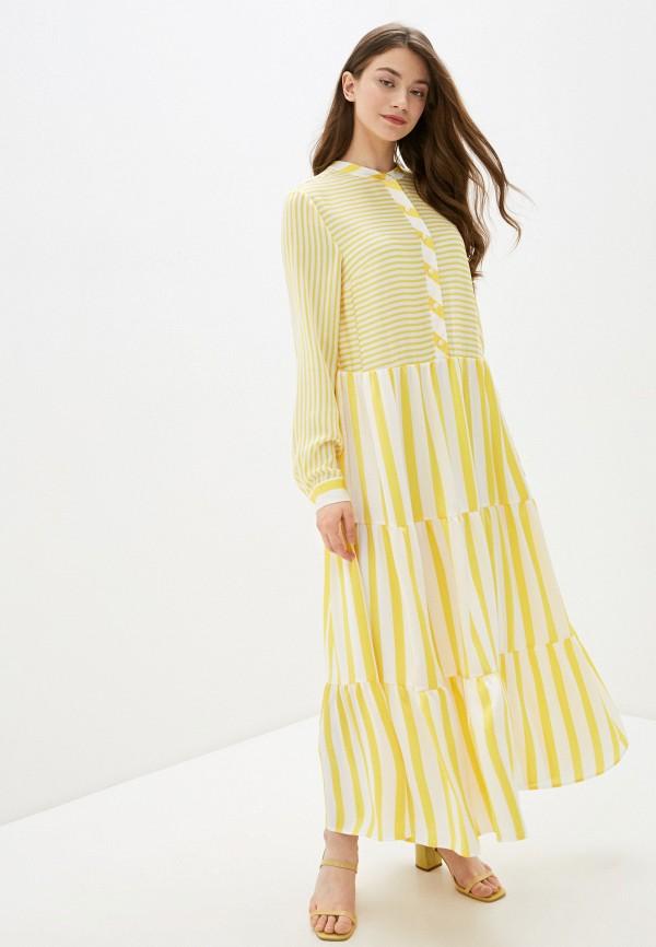 женское повседневные платье silvian heach