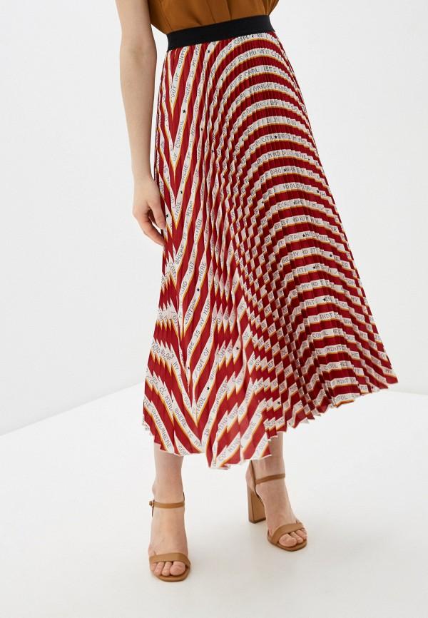 женская юбка silvian heach, разноцветная