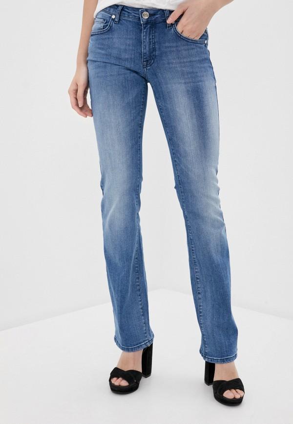 женские прямые джинсы silvian heach, синие