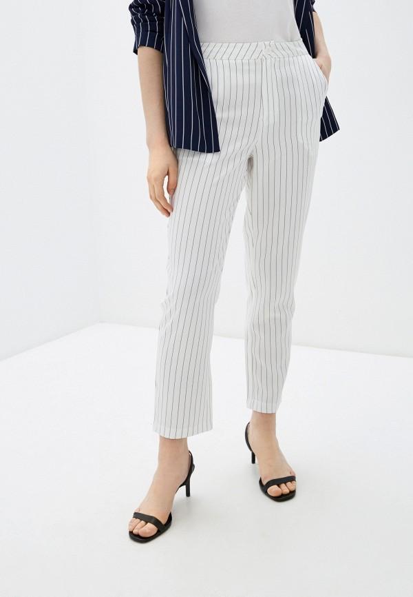женские повседневные брюки silvian heach, белые