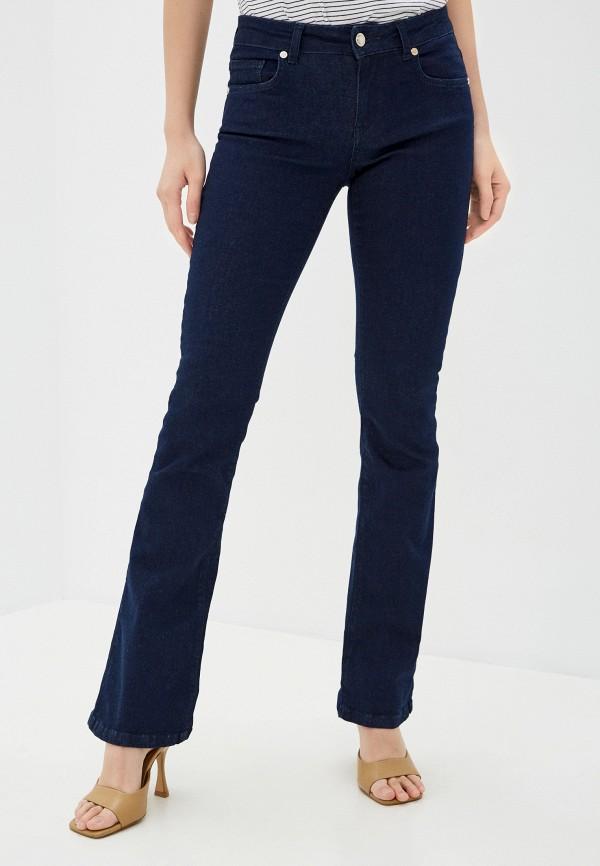 женские джинсы клеш silvian heach, синие