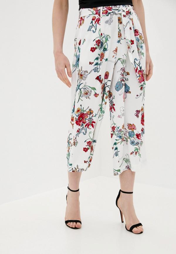 женские брюки silvian heach, белые