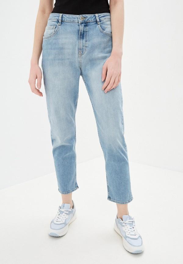 женские джинсы бойфренд silvian heach, голубые
