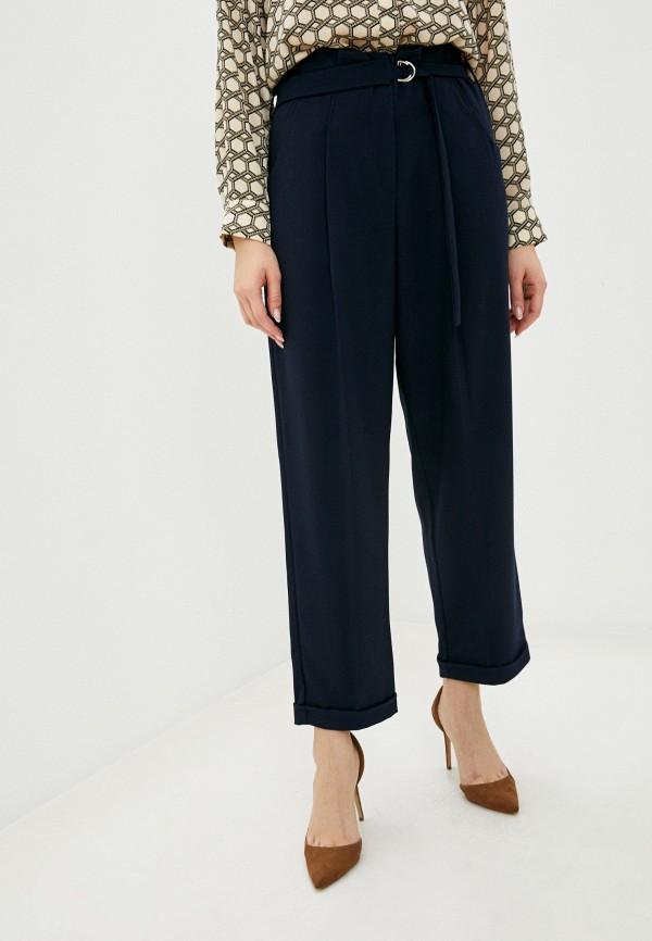 женские повседневные брюки silvian heach, синие