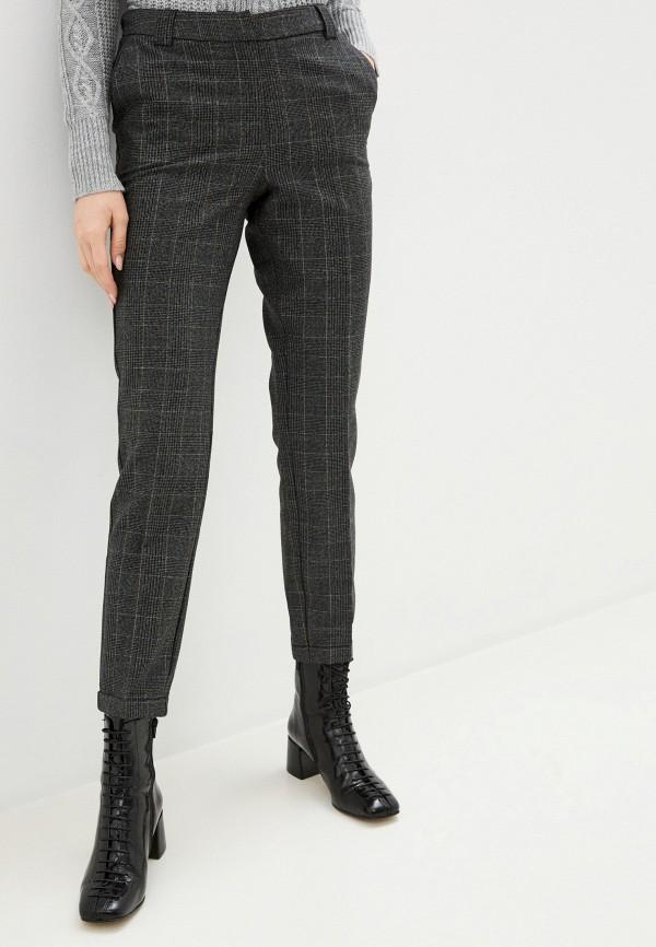 женские повседневные брюки silvian heach, серые