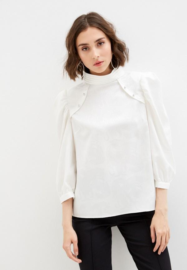женская блузка silvian heach, белая