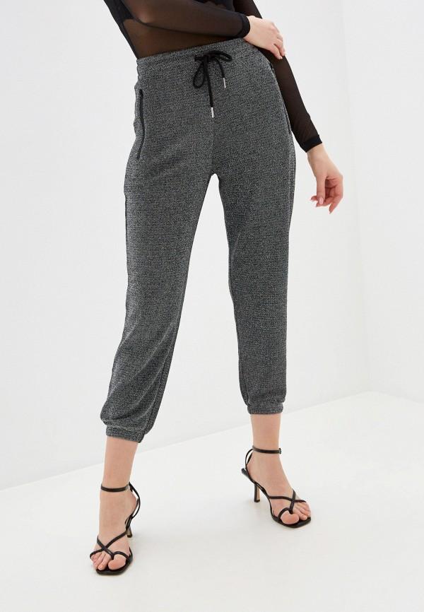 женские брюки silvian heach, серебряные