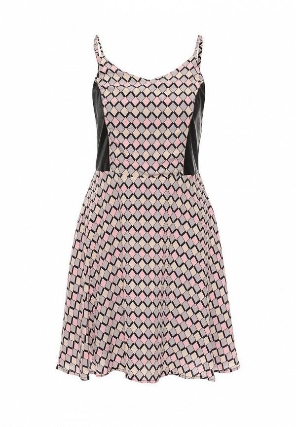 Платье Silvian Heach Silvian Heach SI386EWRHV79 свитер silvian heach cva17744ma grey mediu