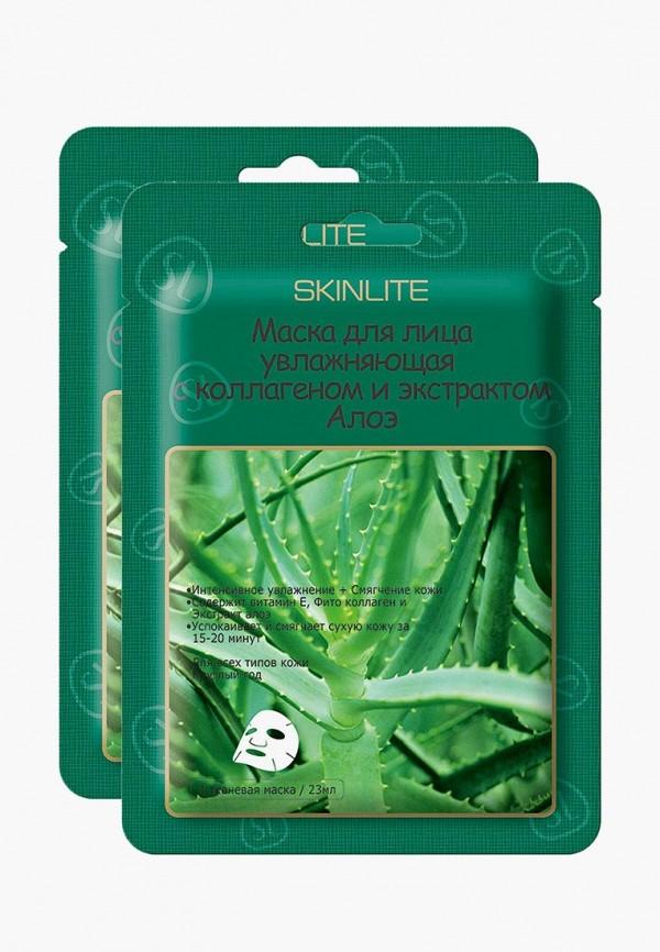 Набор масок для лица Skinlite Skinlite SK009LWBOAX9 подарочный набор косметических масок для лица фруктовая серия vilenta