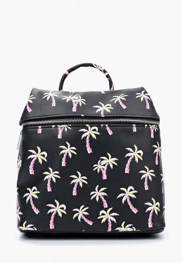 Купить Рюкзак Skinnydip, Palm Cruz, sk010bwbklv7, черный, Весна-лето 2018