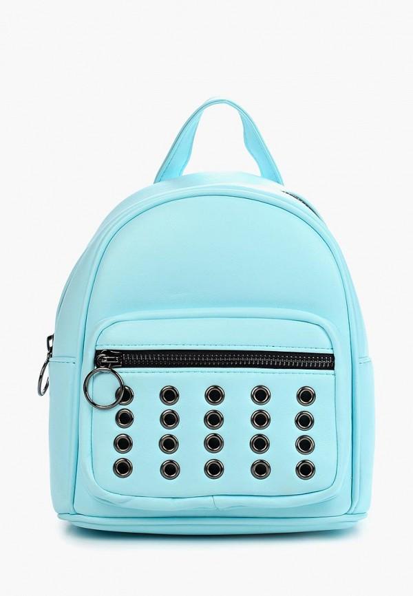 Рюкзак Skinnydip, Eyelet Mini (Minty Mini), SK010BWBKLW1, голубой, Весна-лето 2018  - купить со скидкой
