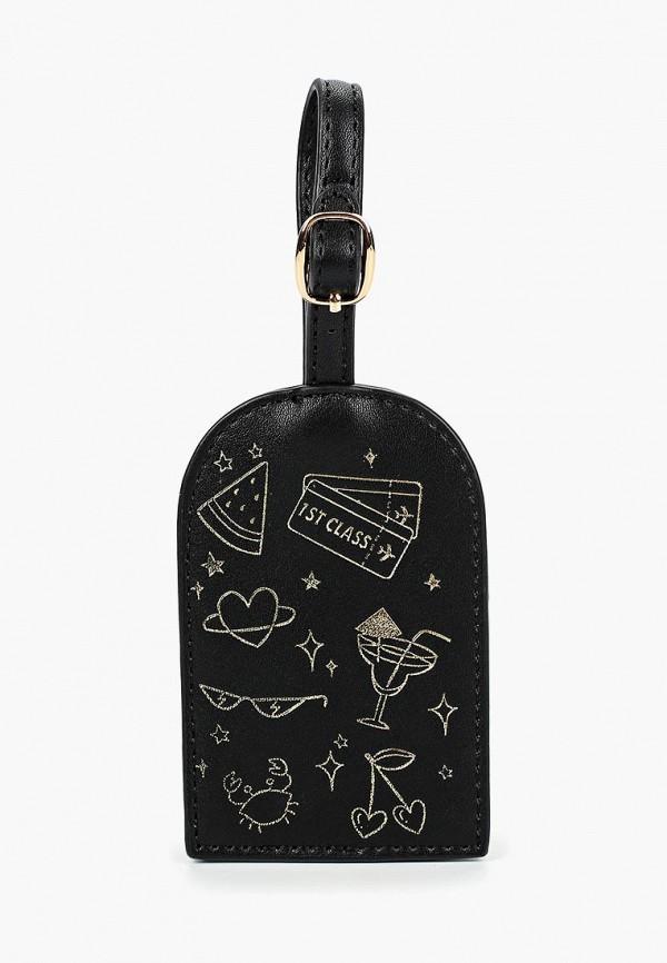Ярлык для багажа Skinnydip Skinnydip SK010BWDFYK2 стайлер delta lux dl 0631 black crimson