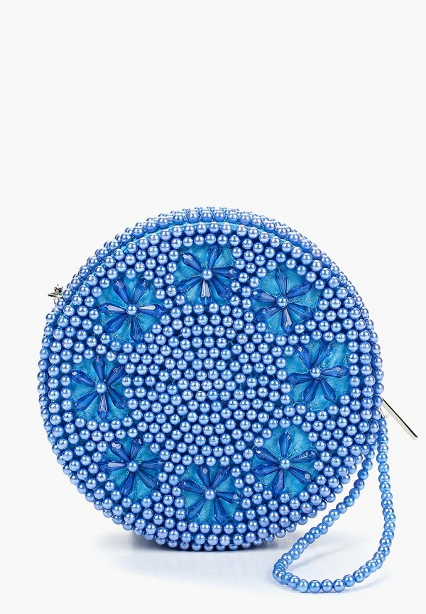 женский клатч skinnydip, синий