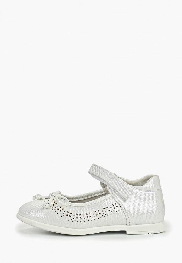 туфли сказка для девочки, серебряные