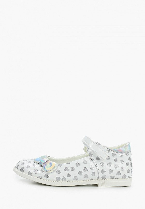 туфли сказка для девочки, белые