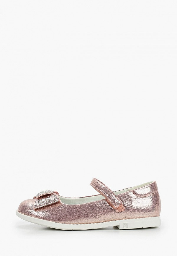 туфли сказка для девочки, розовые