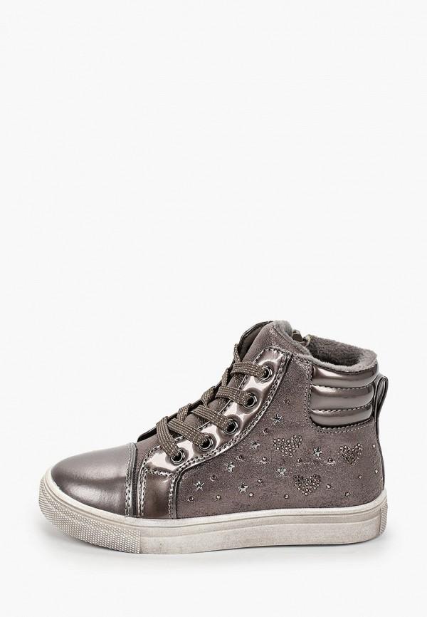ботинки сказка для девочки, серебряные
