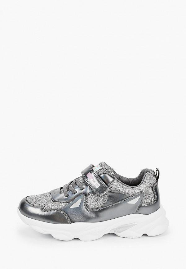 кроссовки сказка для девочки, серебряные