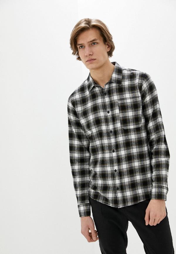 мужская рубашка с длинным рукавом sky rebel, разноцветная