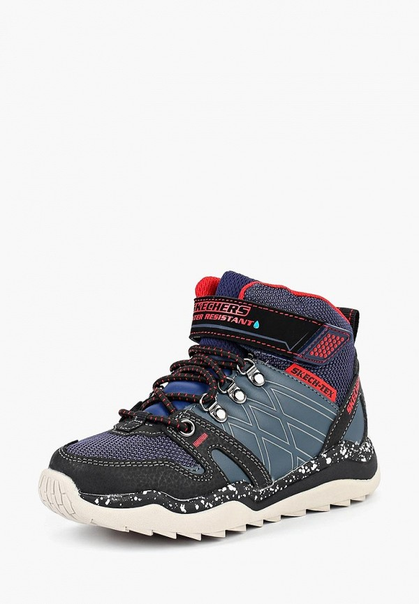 Ботинки для мальчика трекинговые Skechers 94090L
