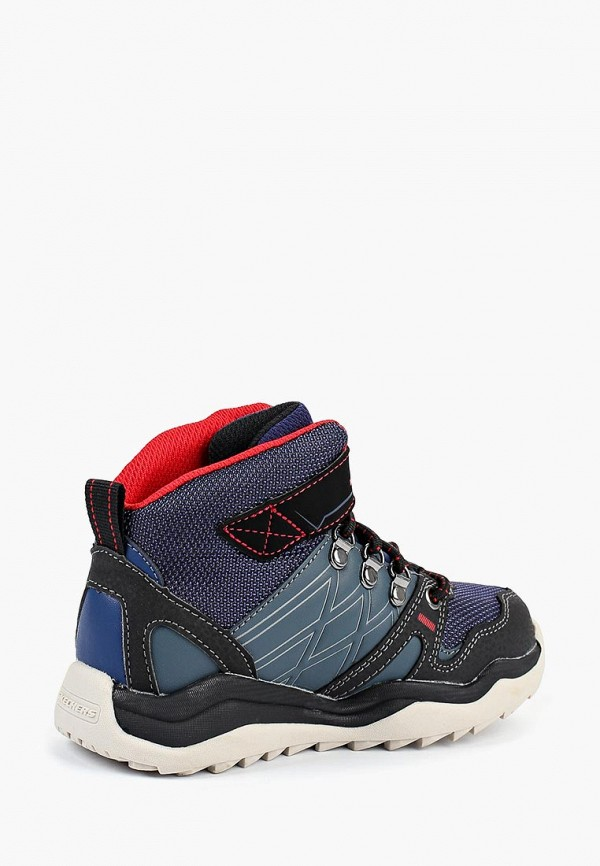 Ботинки для мальчика трекинговые Skechers 94090L Фото 2