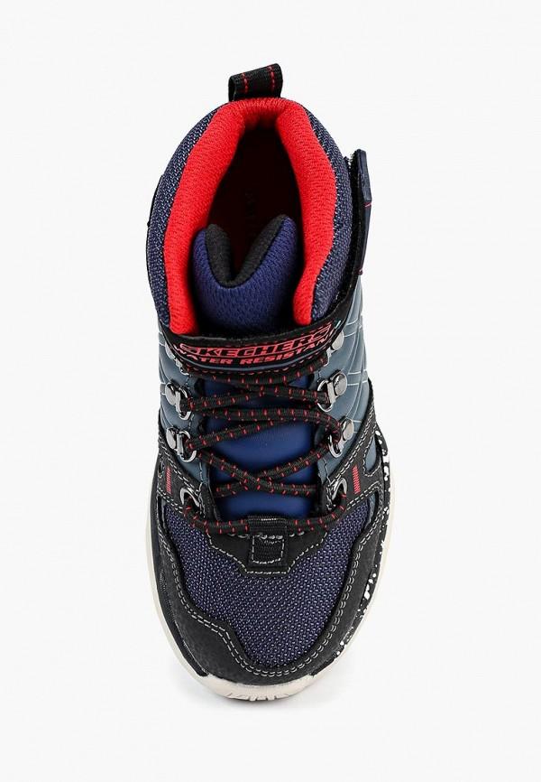 Ботинки для мальчика трекинговые Skechers 94090L Фото 4