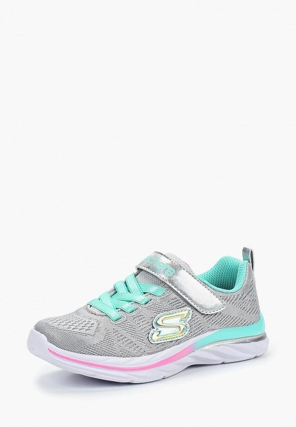 Кроссовки для девочки Skechers 81290L