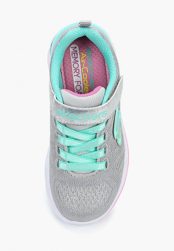 Кроссовки для девочки Skechers 81290L Фото 4