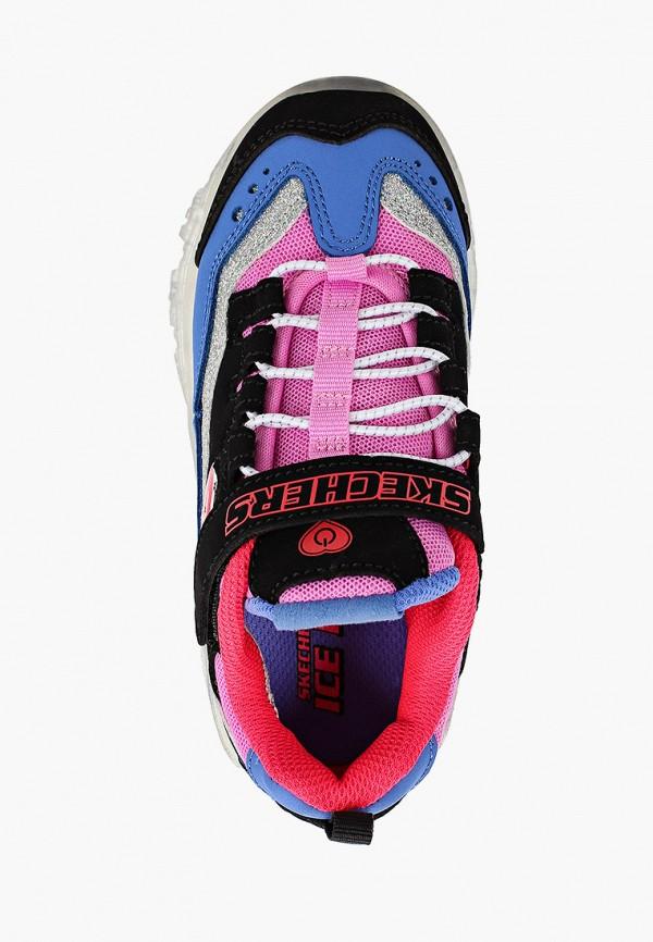 Фото 4 - Кроссовки Skechers разноцветного цвета