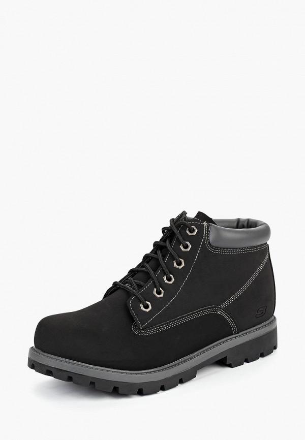 Ботинки Skechers Skechers SK261AMCPTD6 ботинки skechers skechers sk261amcqsq2