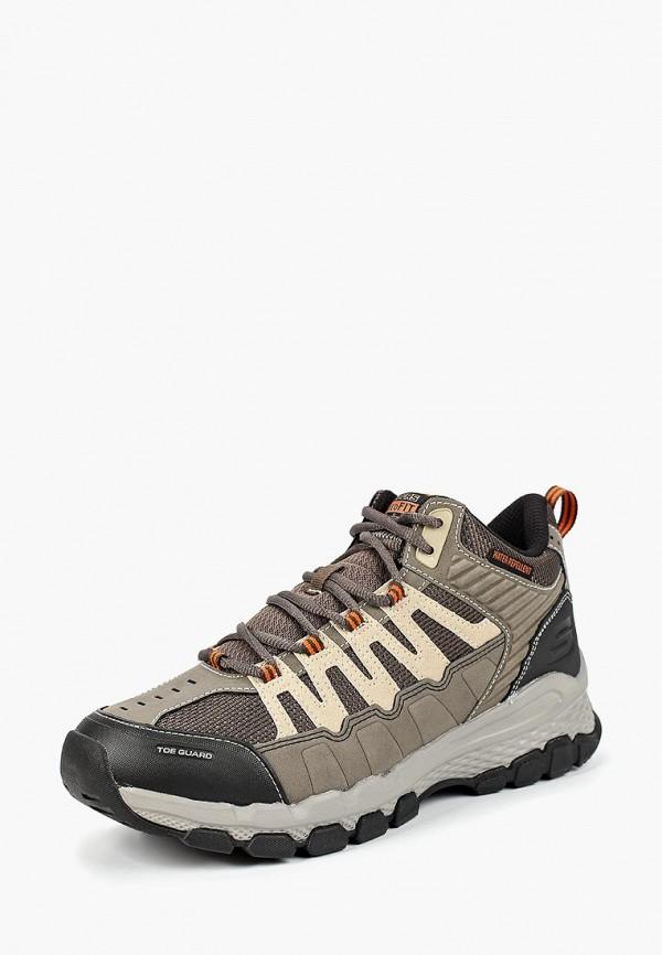 Ботинки трекинговые Skechers Skechers SK261AMCPUC9 ботинки трекинговые skechers skechers sk261amcpub6