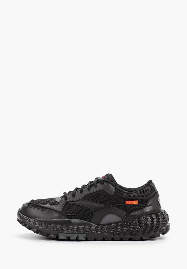 мужские кроссовки skechers, черные