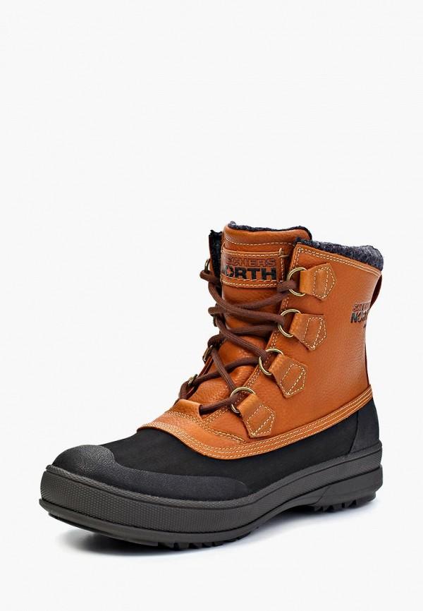 Ботинки трекинговые Skechers Skechers SK261AMIP936 ботинки трекинговые skechers skechers sk261amcpub6