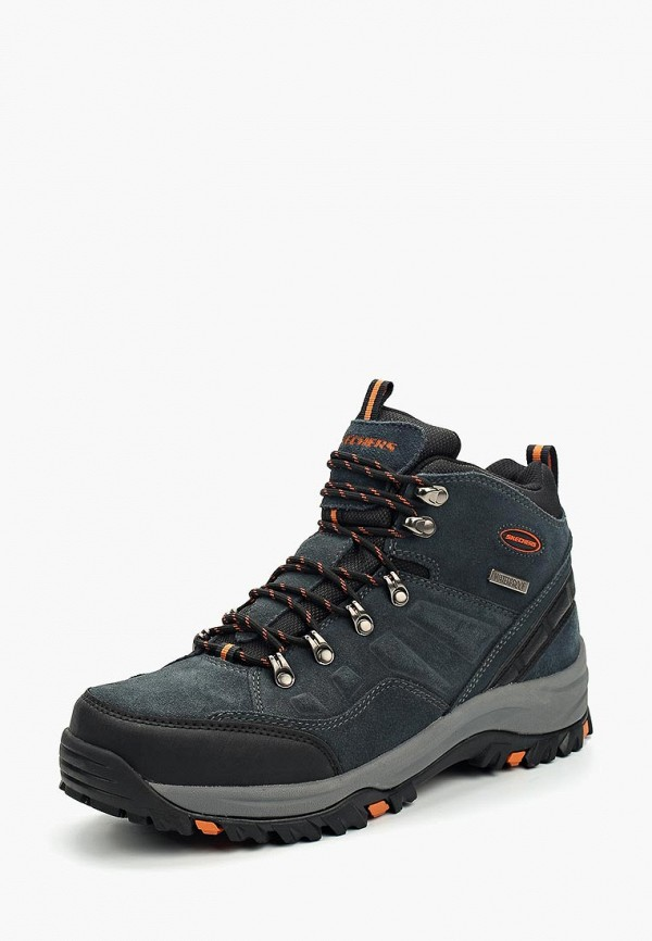 Ботинки Skechers Skechers SK261AMWIK99 ботинки skechers skechers sk261amcqsq2