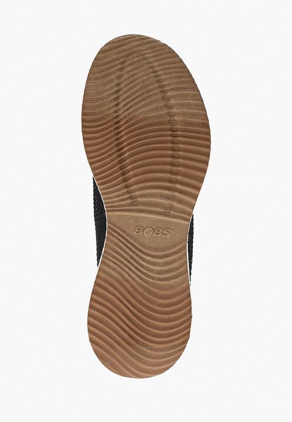 Фото 5 - женские кроссовки Skechers черного цвета