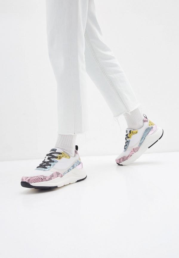 Фото 6 - Кроссовки Skechers разноцветного цвета