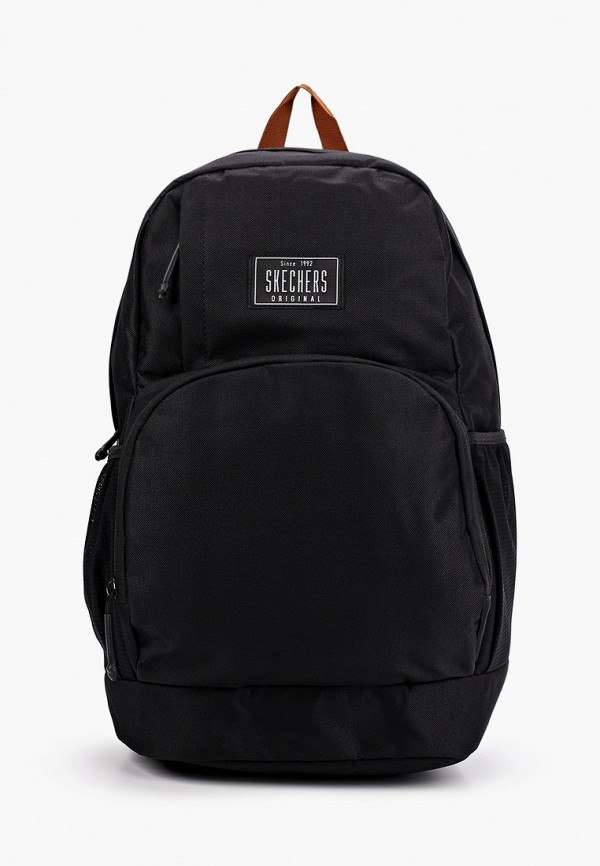 рюкзак skechers для мальчика, черный