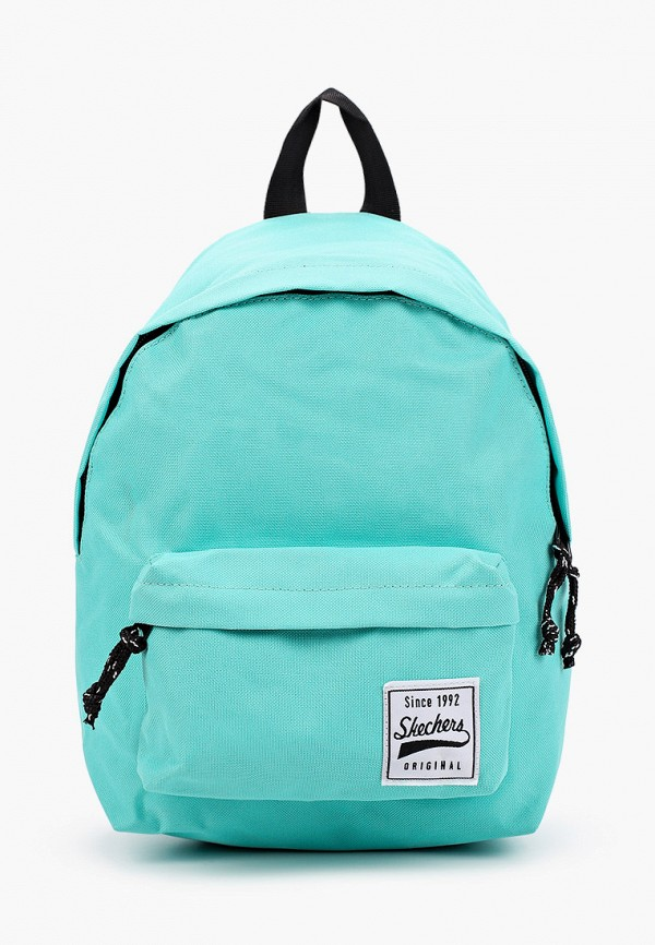 женский рюкзак skechers, зеленый
