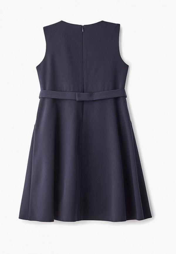 Фото 2 - Платье Sly синего цвета
