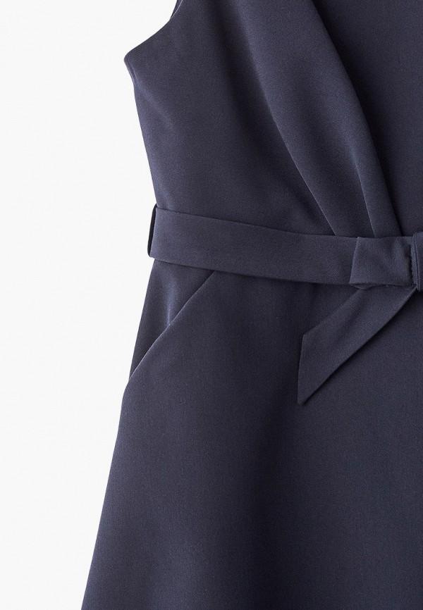 Фото 3 - Платье Sly синего цвета