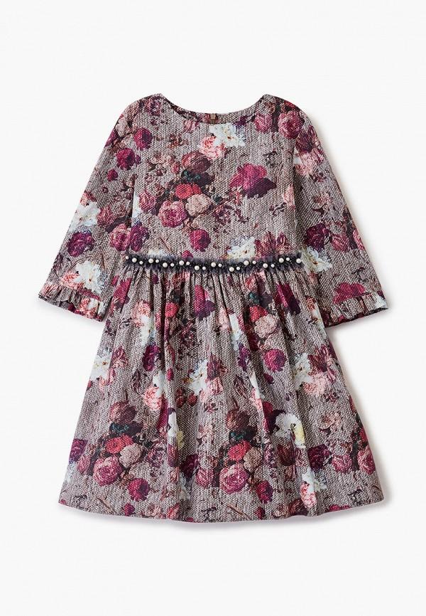 платье sly для девочки, разноцветное